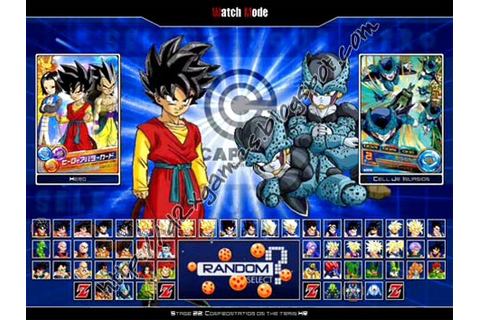 Dragon Ball Heroes MUGEN | Free Download Games
