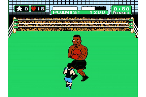 Mike Tyson's Punch Out!! (Nintendo Entertainment System ...