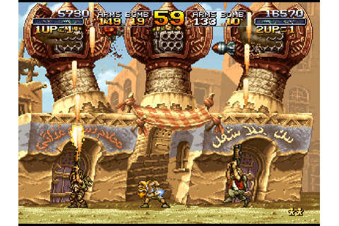 METAL SLUG 2 on Steam