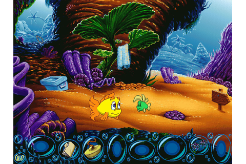 Freddi Fish 3: The Case of the Stolen Conch Shell [Online ...