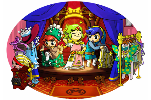 Review: The Legend of Zelda: Tri Force Heroes