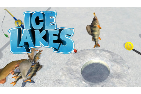 Ice Lakes - Ice Fishing in July! - Ice Fishing Simulator ...