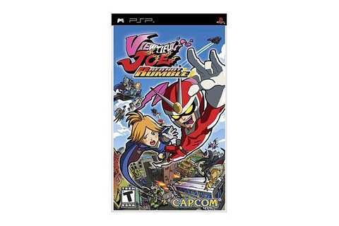 Viewtiful Joe: Red Hot Rumble PSP Game CAPCOM - Newegg.com