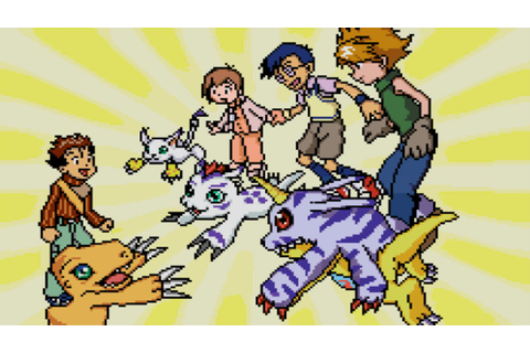 Let's Play: Digimon Adventure - Anode/Cathode Tamer (Part ...