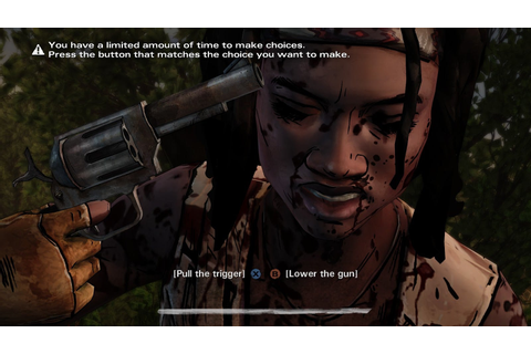 The Walking Dead: Michonne Adds Depth To The Series ...