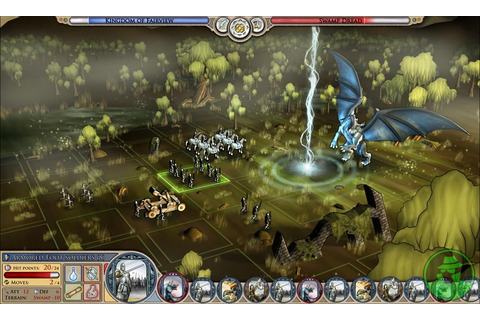 "Stardock unveils Master of Magic sucessor ""Elemental: War ..."