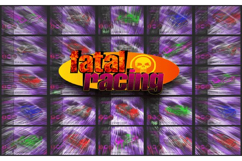 Fatal Racing (1995) by Gremlin Graphics MS-DOS game