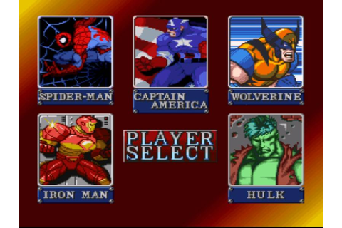 REVIEW: MARVEL SUPER HEROES IN WAR OF THE GEMS (SNES ...