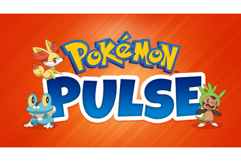 Pokémon Pulse! | Play Online Games!
