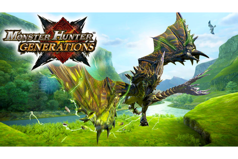 Monster Hunter Generations Gameplay First Impressions ...