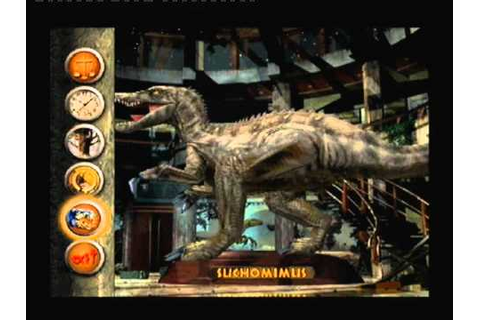 EX 20 GAME REVIEW: JURASSIC PARK WARPATH - YouTube