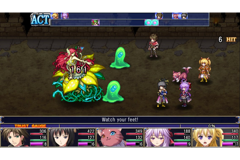 RPG Asdivine Hearts Review | TouchArcade