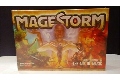 Nexus Games MageStorm Board Game NEW | eBay
