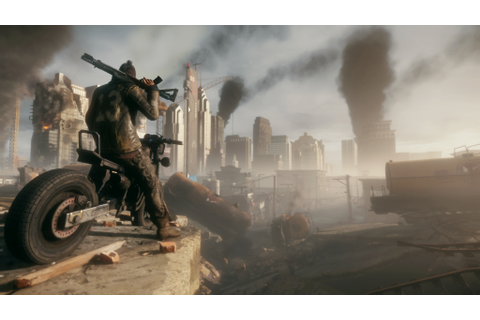Homefront The Revolution Game, HD Games, 4k Wallpapers ...