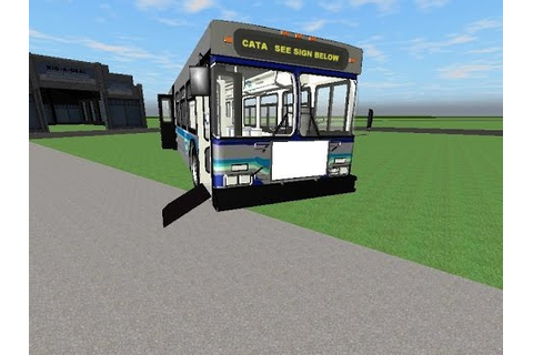 SEPTA BUS SIMULATOR-RIGS OF RODS - YouTube