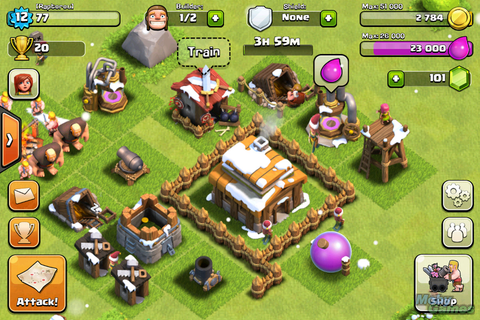 Clash of Clans dev reports $892M revenue year, new game ...