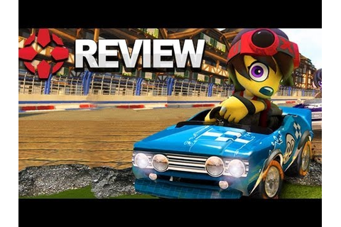 IGN Reviews - ModNation Racers: Road Trip - Game Review ...