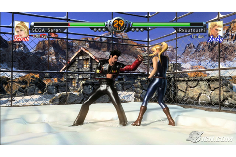 Free PC Game Full Version Download: Virtua Fighter 5 ...