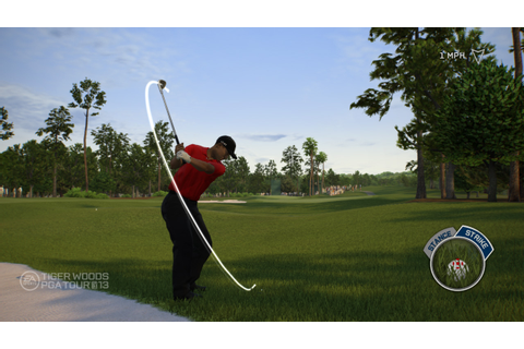 Tiger Woods PGA Tour 13 (PS3 / PlayStation 3) Game Profile ...