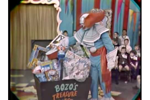 "WHDH-TV ""Bozo the Clown"" 1966 - YouTube"