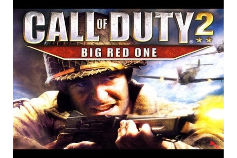 CGRundertow CALL OF DUTY 2: BIG RED ONE for PlayStation 2 ...