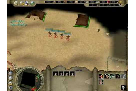 Quraish .. the first RTS arabic game (3) - YouTube