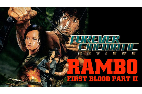 Part: Rambo First Blood Part 2