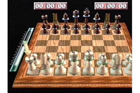 Gaming Journalist Gazette: Chess and Video Games: Complicated