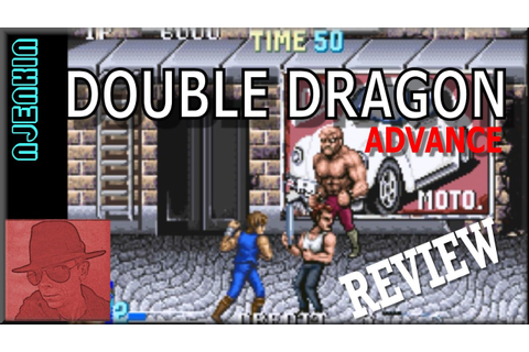 Double Dragon Advance - on the Game Boy Advance (GBA ...