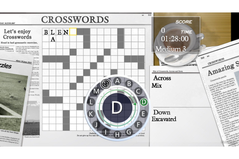 Coffeetime Crosswords (2008 video game)