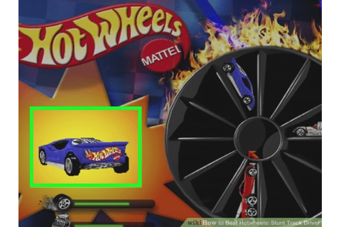 How to Beat Hotwheels: Stunt Track Driver: 4 Steps (with ...