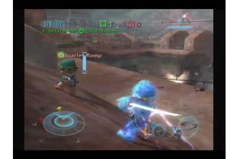 Conker Live and Reloaded Gameplay xBox 360 - YouTube