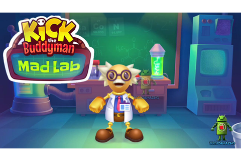 Kick the Buddyman: Mad Lab (iOS/Android) Gameplay HD - YouTube
