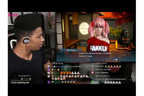 Etika plays more honey select unlimited 18+ (quits game ...