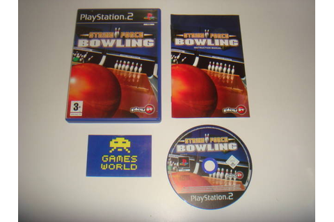 Strike Force Bowling - Sony Playstation 2 | Game Galleria