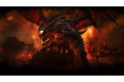 World Of Warcraft: Cataclysm Wallpapers HD / Desktop and ...