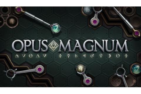 Opus Magnum Free Download « IGGGAMES