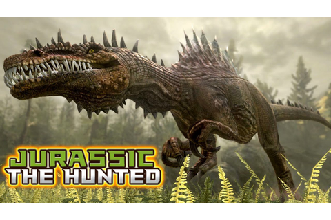 DINOSAURS!!! - Jurassic : The Hunted | Ep1 | HD - YouTube