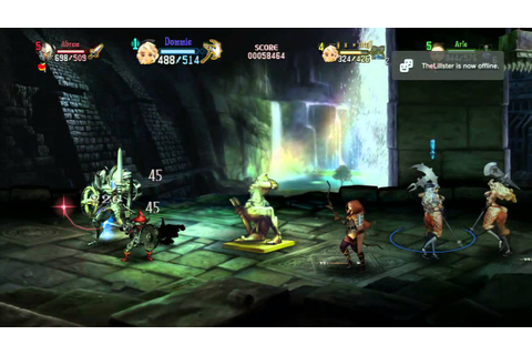 Dragon's Crown PS3 HD Gameplay Compilation - YouTube