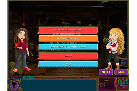 iCarly: iDream in Toons > iPad, iPhone, Android, Mac & PC ...