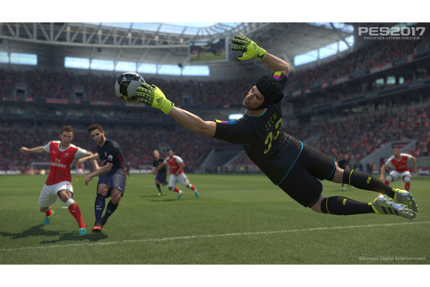 Hands on with Pro Evolution Soccer 2017 | Polygon