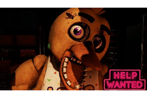 Five Nights At Freddy's VR Help Wanted Gameplay Trailer ...