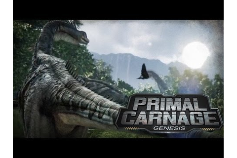 Primal Carnage: Genesis GDC Tech Demo 2 - YouTube