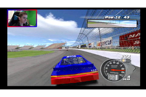 NASCAR Dirt to Daytona [PS2] - Race 14/31 - Michigan 400 ...
