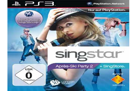 Singstar PS3 -- The Best Karaoke Game for Your Party - YouTube