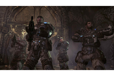 Gears of War 2 | Games | Gears of War - Official Site