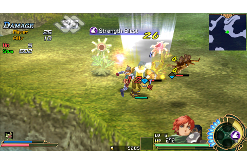 Ys Seven Review | RPG Site