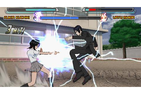 Wolfz Game PSP Download: [PSP] Bleach Heat The Soul 2 [JAP]