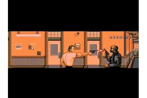 Red Heat (Amiga) review - YouTube