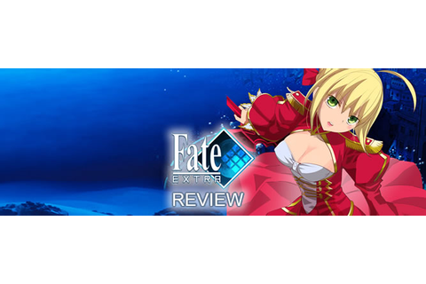 Fate/Extra Review